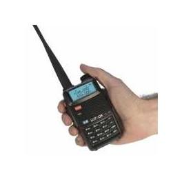 LUTHOR TL-50 Walkie Doble Banda VHF/UHF 144/ 430 Mhz