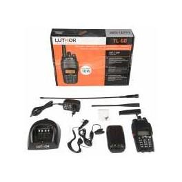 LUTHOR TL-60 Walkie Doble Banda 144/146 VHF-430/440 UHF,10 watios!!!!
