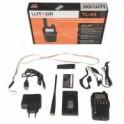 LUTHOR TL-45 Walkie Doble Banda VHF/UHF, 2 wats. Tamaño reducido +!!